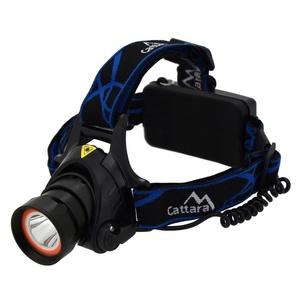 Čelovka Compass LED 400lm (1x XM-L+15x SMD)