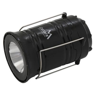 Svítilna kempingová vysouvací Cattara LED 20/60lm nabíjecí, Cattara