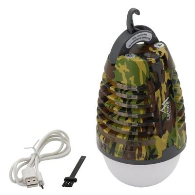 Svítilna PEAR ARMY Cattara nabíjecí + lapač hmyzu