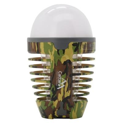 Svítilna PEAR ARMY Cattara nabíjecí + lapač hmyzu, Cattara