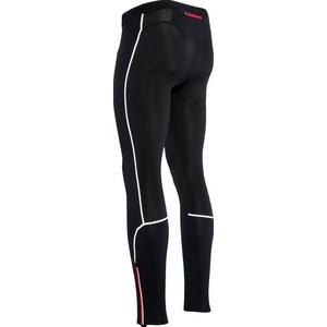 Pánské elastické kalhoty Silvini MOVENZA MP1312 black, Silvini