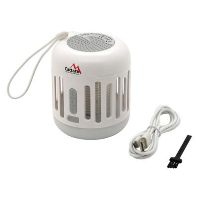Svítilna MUSIC CAGE Cattara Bluetooth nabíjecí + UV lapač hmyzu, Cattara