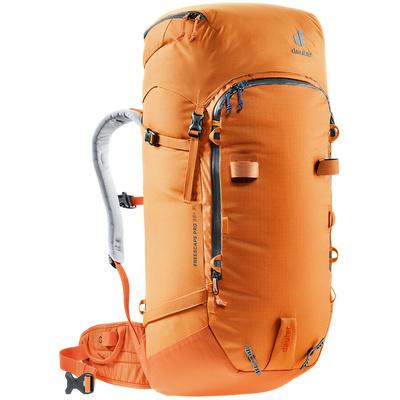 Dámský batoh Deuter Freescape Pro 38+SL mandarine-saffron, Deuter