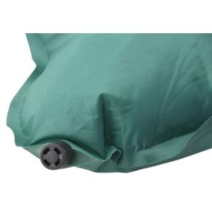 Polštář samonafukovací Cattara BONE 40x25x13cm zelený, Cattara