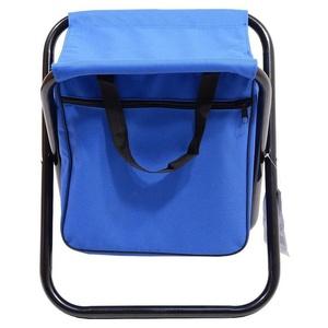 Židle kempingová skládací Cattara MALAGA modrá, Cattara