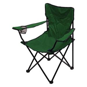 Židle kempingová skládací Cattara BARI zelená, Cattara