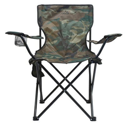 Židle kempingová skládací Cattara BARI ARMY, Cattara
