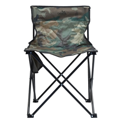 Židle kempingová skládací Cattara LIPARI ARMY, Cattara