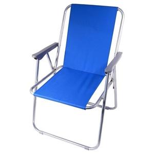 Židle kempingová skládací Cattara BERN modrá, Cattara