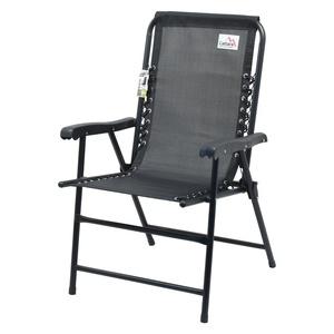 Židle zahradní skládací Cattara TERST černá, Cattara
