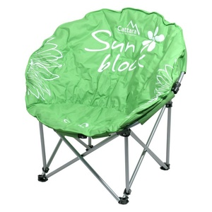 Židle kempingová skládací Cattara FLOWERS zelená, Cattara