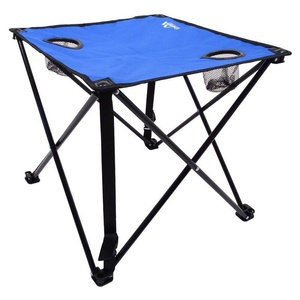 Stůl kempingový skládací Cattara LISBOA modrý, Cattara