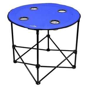Stůl kempingový skládací Cattara SPLIT modrý, Cattara