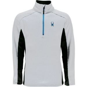 Svetr Spyder Men`s Outbound MW Half Zip 415034-100, Spyder