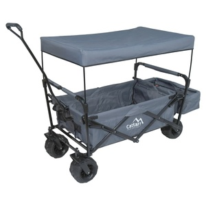 Kempingový vozík skládací Cattara TROGIR ROOF, Cattara