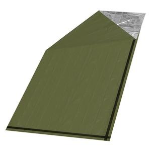 Izotermická fólie Cattara SOS zelená válec 200x92cm, Cattara