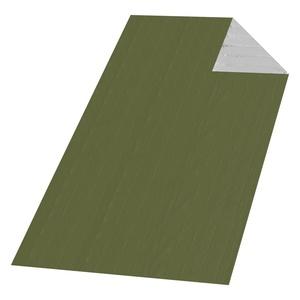 Izotermická fólie Cattara SOS zelená 210x130cm