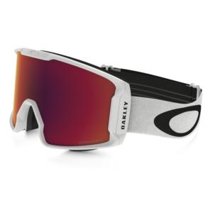 Lyžařské brýle Oakley LineMiner Matte White w/Prizm Torch OO7070-13, Oakley