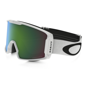 Lyžařské brýle Oakley LineMiner Matte White w/Prizm Jade OO7070-14, Oakley