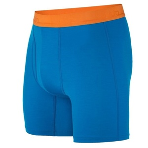 Boxerky Zajo Bjorn Merino Shorts Greek Blue