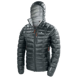 Pánská bunda Ferrino Viedma Jacket Man black, Ferrino