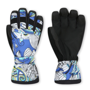 Dámské rukavice NORDBLANC NBWG2936_MDG, Nordblanc