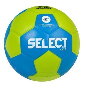 Házenkářský míč Select Foam ball Kids IV zeleno modrá, Select