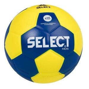 Házenkářský míč Select Foam ball Kids IV žluto modrá, Select