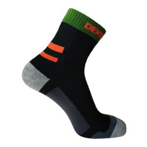 Ponožky DexShell Running Sock Blaze orange, DexShell