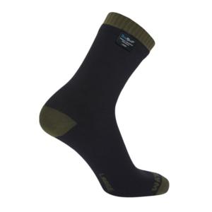 Ponožky DexShell Thermlite sock Olive green, DexShell