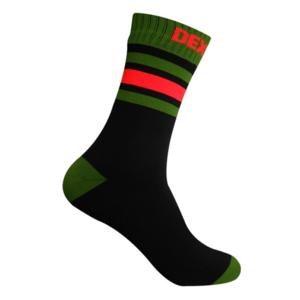 Ponožky DexShell Ultra Dri Sport Sock Black/Blaze orange, DexShell