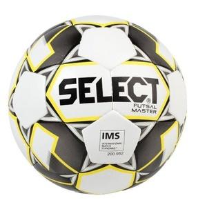 Futsalový míč Select FB Futsal Master bílo žlutá vel. 4, Select