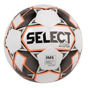 Futsalový míč Select FB Futsal Master bílo oranžová vel. 4, Select