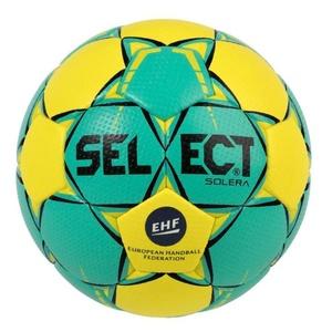 Házenkářský míč Select HB Solera žluto zelená, Select