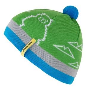 Dětská čepice Sensor Bear  zelená, Sensor