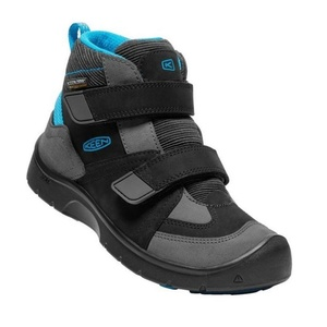 Dětské boty Keen Hikeport MID Strap WP Y, magnet/greenery, Keen