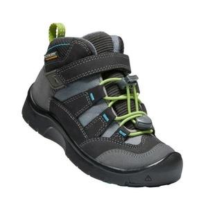 Dětské boty Keen Hikeport MID Strap WP C, magnet/greenery, Keen