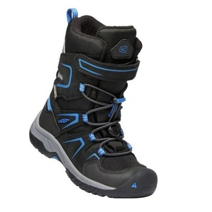 Dětské boty Keen Levo Winter WP C, black/baleine blue, Keen