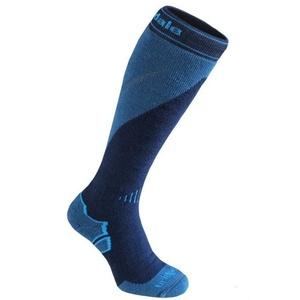 Ponožky Bridgedale Ski Midweight+ navy/steel/039
