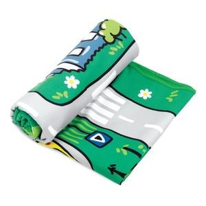 Rychleschnoucí plážový ručník Spokey ISOLA, Spokey