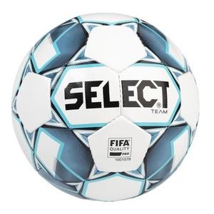 Fotbalový míč Select FB Team FIFA bílo modrá vel. 5, Select