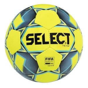 Fotbalový míč Select FB Team FIFA žluto modrá vel. 5, Select