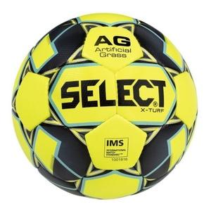 Fotbalový míč Select FB X-Turf žluto šedá, Select