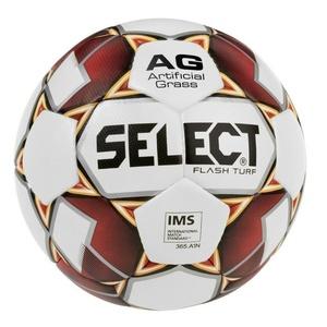 Fotbalový míč Select FB Flash Turf bílo červená, Select