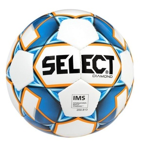 Fotbalový míč Select FB Diamond bílo modrá, Select
