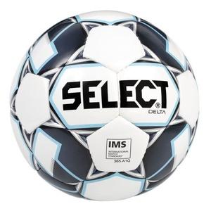 Fotbalový míč Select FB Delta bílo šedá, Select
