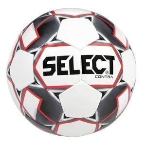 Fotbalový míč Select FB Contra bílo červená, Select