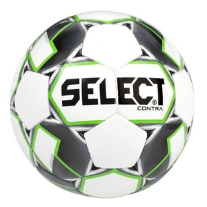 Fotbalový míč Select FB Contra bílo zelená