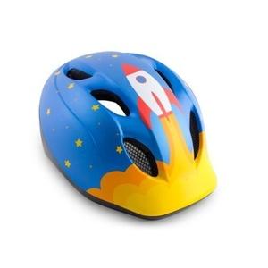 Dětská helma MET Buddy 2019 raketa/modrá -46/53, Met