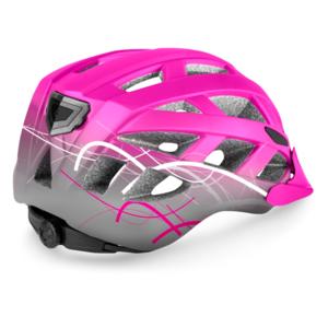 Juniorská cyklistická helma R2 LUMEN ATH20D, R2